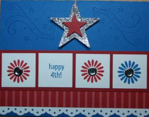 4th july star