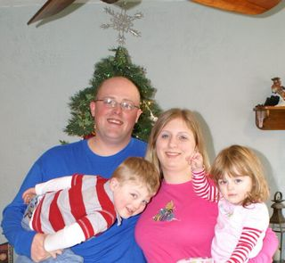 Christmas Family Pic 2009