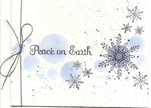 Sas snow card