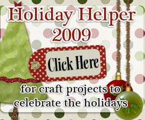 HolidayHelper button
