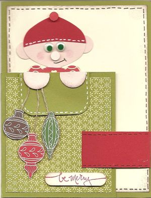 Sas elf card